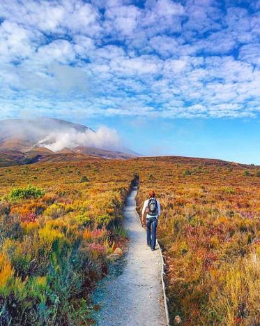 Climbing a Volcano in Ecuador